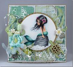 Little Mermaid | Wild Orchid Crafts | Bloglovin'