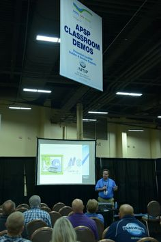 Classroom Demos and Live Workshops gave attendees a closer look at industry products and services available.