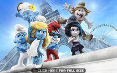 Find out smurfs 2 wallpaper on httphdpicornersmurfs 2 the smurfs 2 soundtrack 3 magik feat austin mahone voltagebd Choice Image