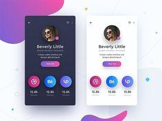 16 Best Flutter Challenges images in 2018   App ui design