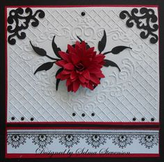 Selma's Stamping Corner and Floral Designs: Joan's Gardens Weekly Challenge