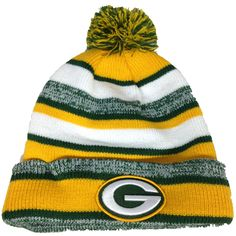 Rock a warm On-Field style like your favorite players and coaches with this knit  beanie from New Era fdcc8bc87f86