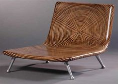 Lo Rider Lounge Chair by Clayton Tugonon for Snug Furniture