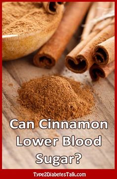 Can cinnamon lower blood sugar levels? Find out all the details here