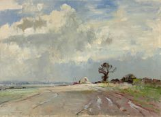 Edward Seago AND Painting - Yahoo Search Results Image Search Results Landscape Illustration, Watercolor Landscape, Abstract Landscape, Watercolor Paintings, Illustration Art, Watercolours, Seascape Paintings, Landscape Paintings, Oil Paintings