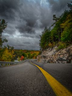 Going for a drive? Here's a suggestion....Brackenrig Road, Muskoka, Ontario, Canada