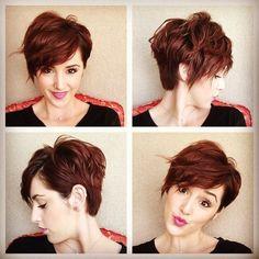Pixie Short Haircuts For Fine Hair
