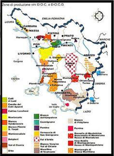 Tuscany Wine Tasting Tours To Authentic Wine Regions Like Brunello, Chianti, Morellino Etc