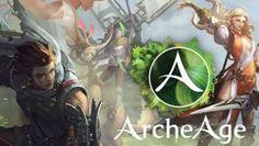 Фэнтези игра ArcheAge