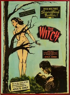 The Witch, 1954