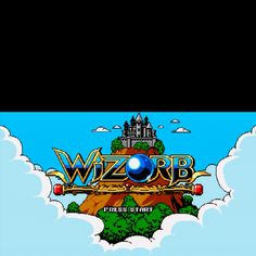 Wizorb is a great little indie game. It's basically Arkanoid, but with a few extras. Great 8-bit style art and music too