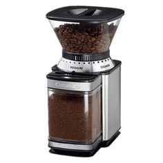 Cuisinart Supreme Coffee Grinder - I know a lot of people that would love to have this! Grinding your coffee beans right before you brew your coffee makes all the difference between a great cup of coffee vs an average cup.