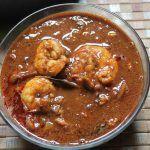 Do you know how to prepare chettinad eral kuzhambu at home easily? Prawns Roast, Prawns Fry, Spicy Prawns, Grilled Prawns, Prawn Recipes, Spicy Recipes, Curry Recipes, Indian Food Recipes, Vegetarian Recipes