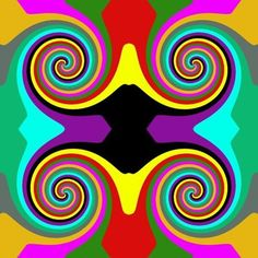 Twirling Tesselations - Artsonia Lesson Plan