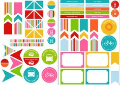 FREE Printables – lots and lots of printable bits from Scrappystickyinkymess