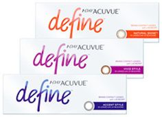 1-Day Acuvue Define (30-pack)
