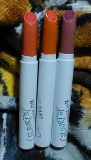 ColourPop Lippie Stix Haul Part 1