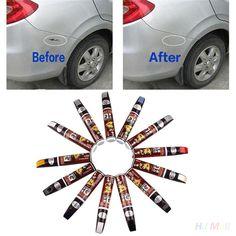 Auto Auto Fahrzeug Scratch Reparieren Malerei Reparatur Entferner Touch-Up Farbe Fix Stift Wiedergutmachung für Toyota