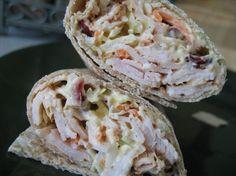 Crunchy Turkey Pita Pockets *** MAKE FOR TORRIN**
