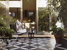 Leuke vloerideeën voor de buitenruimte | Wooninspiratie
