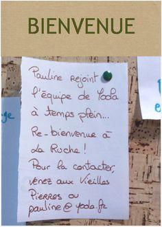 Découvrez Pauline (pauline@yoola.fr) et Yoola http://yoola.fr