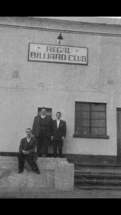 The twins first business venture the billiard hall