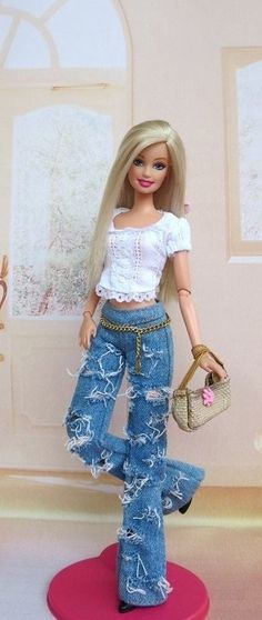 BArbie in Jeans