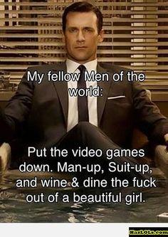 My Fellow Men Of The World http://www.hazlols.com/my-fellow-men-of-the-world_1242.html