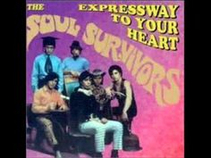 """Soul Survivors - Expressway to Your Heart. Charlie Ingui re his band: """"We played a show . . . in Philly with Sly and the Family Stone  .  . .   We did a Smokey Robinson and the Miracles tour with Flip Wilson. . . . In Los Angeles with the great Sam and Dave . . . [and] many shows with our Philadelphia friends . . . """"Expressway"""" was initially a hit on so called """"black radio"""" stations . . .  We were booked on many primarily black shows which sometimes made for some interesting situations."""""""
