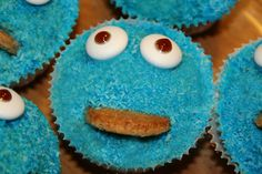 Cookie-Monster-Muffin-Project