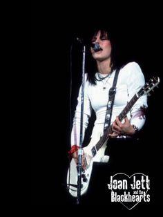 Joan Jett, Hard Rock, Hard Rock Music