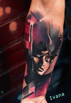 via fb (Ivana Tattoo Art)