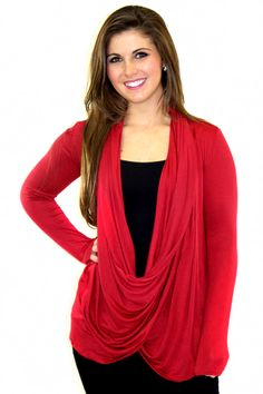 A great fit with great style. (96% Rayon, 4% Spandex)