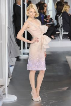 Christian Dior at Couture Spring 2012 - StyleBistro