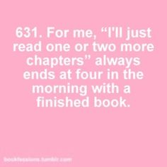 one or more chapters...