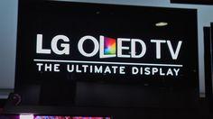 Video: Televisión OLED de LG y prototipo de pantalla curva desde el CES 2013.