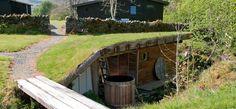 the underground sauna, ecoyoga, scotland