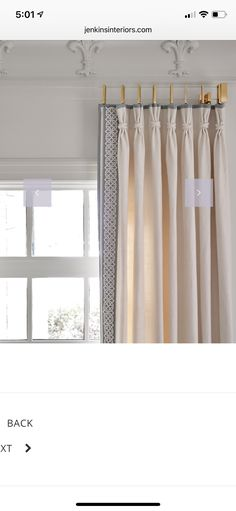 1963 best drapery details images in 2019 curtains window rh pinterest com