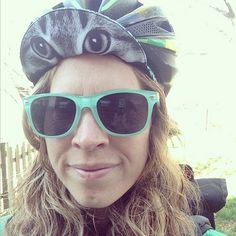 #kittycapgang member @caitlingiddings rocking her kitty with Aqua shades. Love it!
