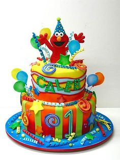 Cake Wrecks - Home - Sesame Street Sweets!