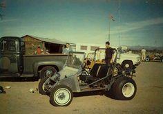 Vintage Dune buggy Flashback - Fosil Fueled - Fosil Fueled