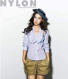 Kim So Eun Nylon Korea Magazine July 2009
