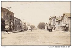 RP: West on Main Street , ROCKWELL , Iowa , 00-10s