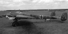 Messerschmitt Me 261.  The Me 261 had a conventional, retractable tail-wheel landing gear, although it had unusually large and bulky low-pressure tires, much like modern day aircraft tundra tires, which prevented the aircraft from becoming bogged down on rough grass landing strips.