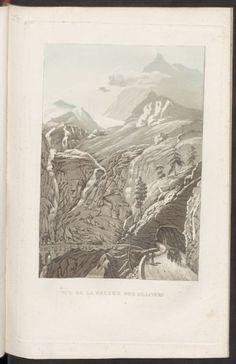 Vue de la Galerie des Glaciers; Rar 5926