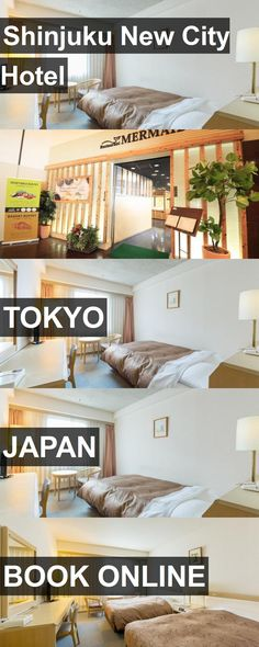 Shinjuku New City Hotel in Tokyo, Japan. For more information, photos, reviews and best prices please follow the link. #Japan #Tokyo #travel #vacation #hotel