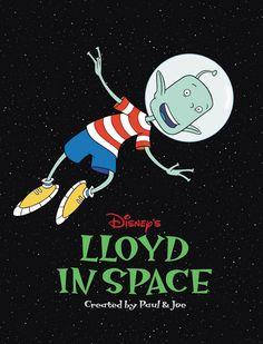 Lloyd in Space.