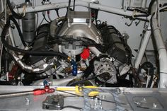 ARCA: Ryan Heavner Racing is hard at work building their ARCA racecar for the upcoming race at Pocono Raceway. The team will be leasing the car as the #33. The race will air live on the SPEED channel this Friday http://RyanHeavner.com/Photos.html #car #cars #racecar #racecars #racingcar #racingdriver #racedriver #drive #driver #speed #engineering #arcaracingseries #arca #racingteam #raceteam #racing #motorsport #motorsports #sport #sports #pocono #poconoraceway