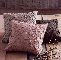 Roost Silk Blossom Pillows