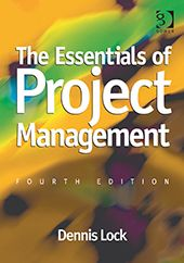 New Fourth Edition! Provides a concise account of the principles and techniques of project management.